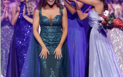 Miss Virginia 2020 Wins In Her Island Toned Pageant Spray Tan!